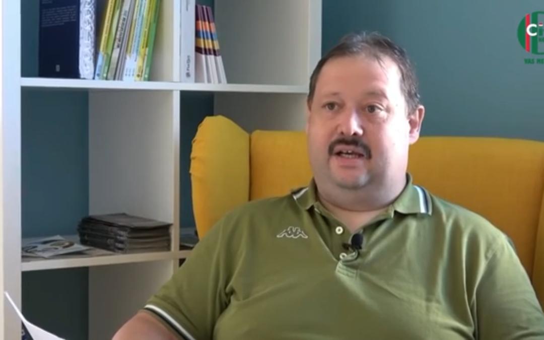 Megkérdeztük Vörös László V&T ügyvezető igazgatót