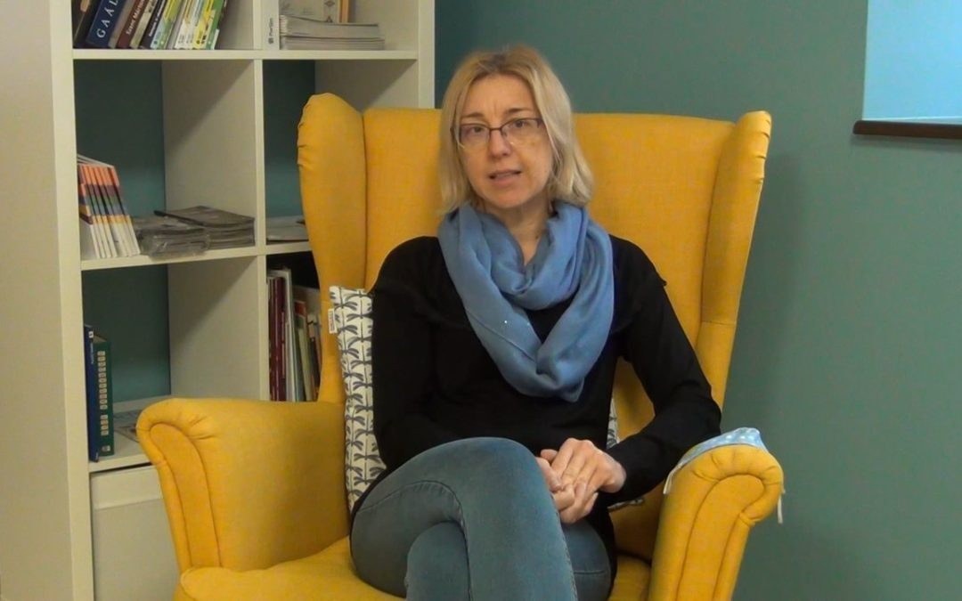 Civil percek a fotelból… Beszélgetés Bődi Líviával